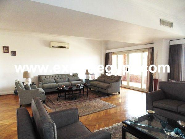 Apartment for Sale and Rent in Zamalek, Cairo, Egypt