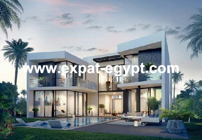 Opportunity Villas for Sale in Badya, October, Cairo, Egypt