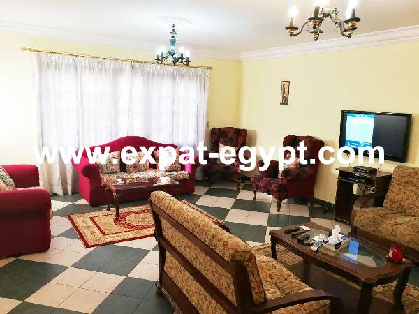 Cozy apartment for rent in Maddi degla, Cairo, Egypt