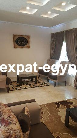 Villa for rent in rehab, New Cairo, Egypt