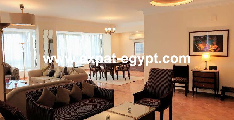 Apartment for Rent in Giza Nile Corniche, Cairo, Egypt