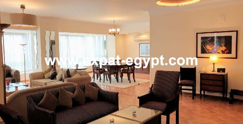 Apartment for Rent in Giza Nile Corniche, Cairo, Egypt