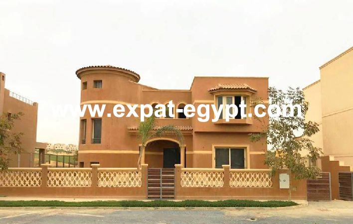 Stand alone Villa for sale in Palm Hills Golf Views, 6th of October
