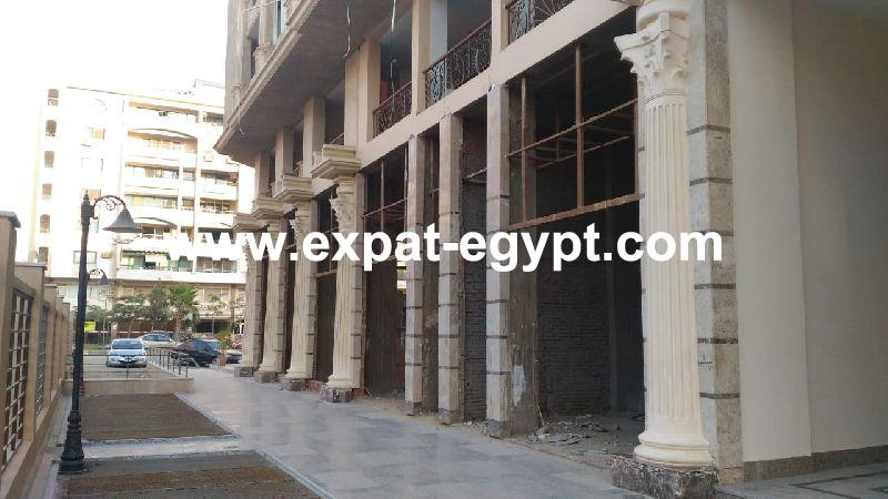  Store for rent in 6th of October, Egypt
