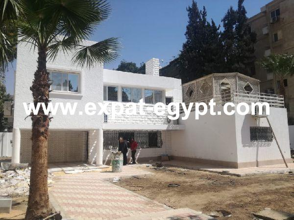 Villa for Rent in Maadi Sarayat , Cairo, Egypt