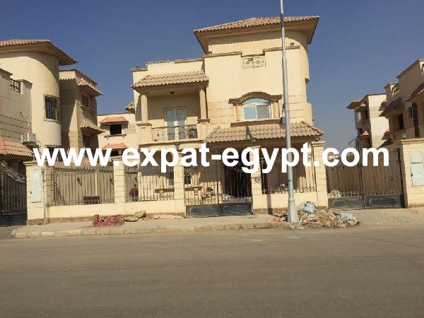 Villa for sale in Royal city compound, Sheikh Zayed City, Egypt