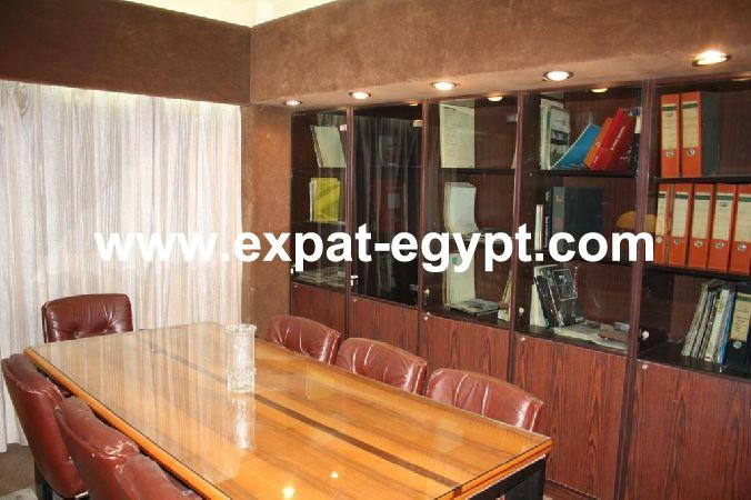 Office for Rent in Zamalek , Cairo