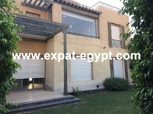 Twin Villa  for Sale  in Allegria , Cairo - Alex road