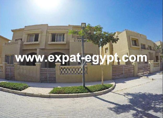 Town house in Palm Hills Golf Views, 6th of October, Giza, Egypt