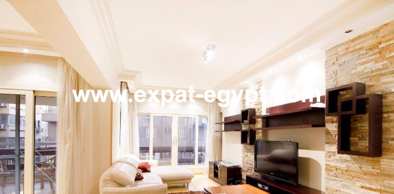 Apartment for rent in Mohandessine, Giza, Egypt