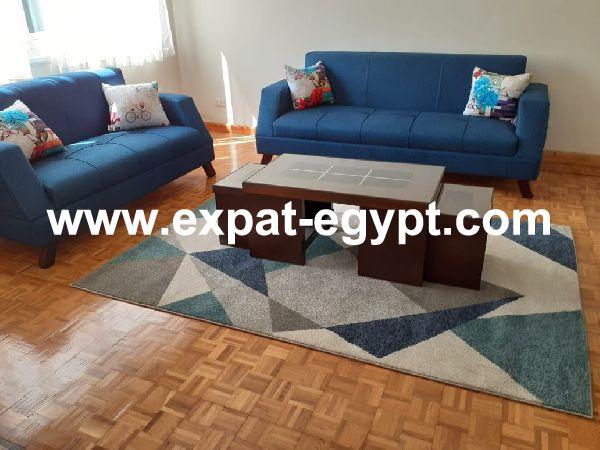 Apartment for rent in zamalek, cairo