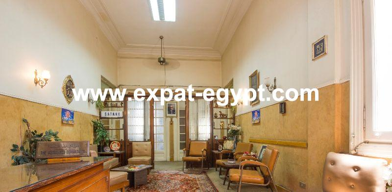 Fully furnished office for rent in Down Town, Cairo, Egypt