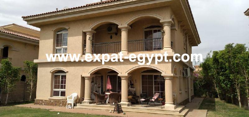 Villa Stand Alone for Sale in Madinaty, New Cairo, Egypt
