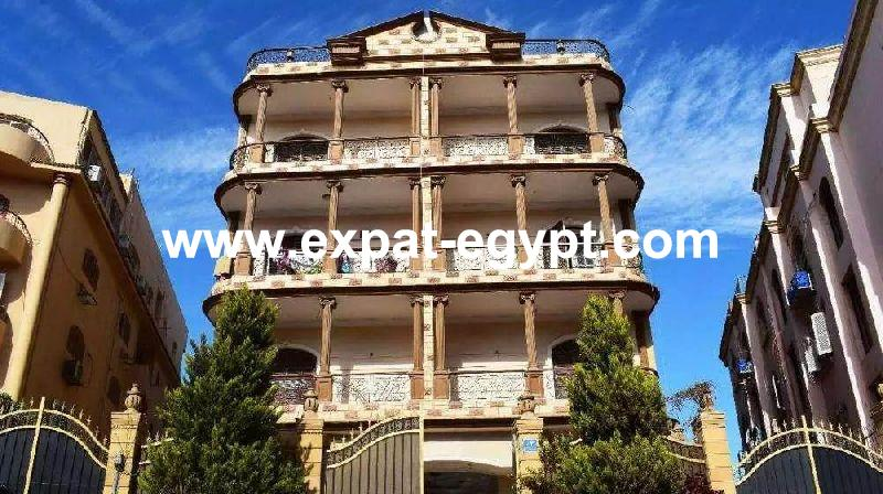 Apartment for sale in 6th October, touristic 4th area, Giza, Egypt