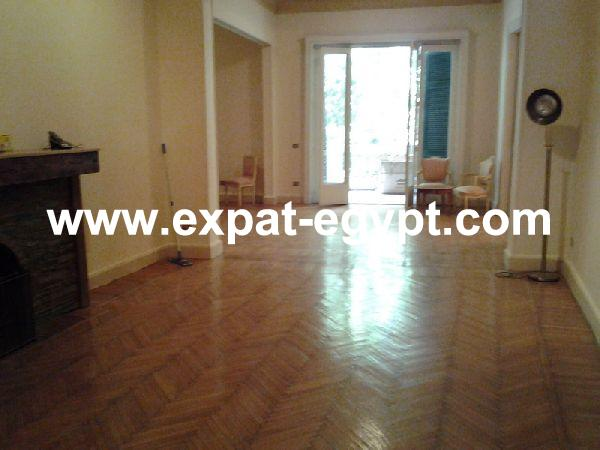 High Ceiling Apartment for Sale, in Zamalek, Cairo, Egypt