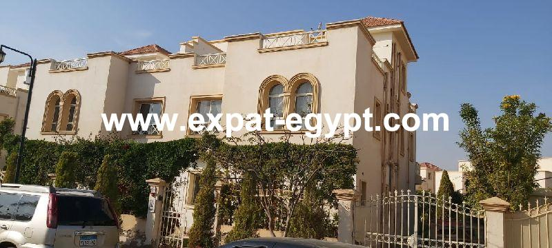 Villa for sale in Greens,  Sheikh Zayed, Egypt