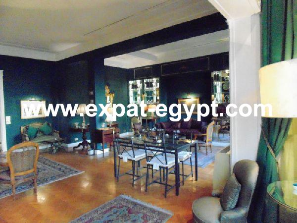 Apartment for Rent in Zanmalek, Cairo, Egypt