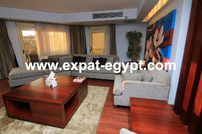Apartment for rent In Garana compound, Cairo- alex road