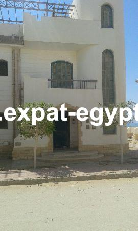 Sea view Villa for sale in Palm Beach Ras Sider, South Sinai, Egypt