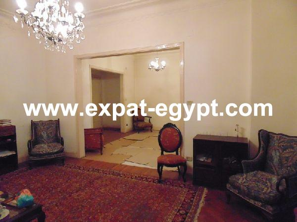 Apartment High ceiling for sale in Zamalek, Cairo, Egypt