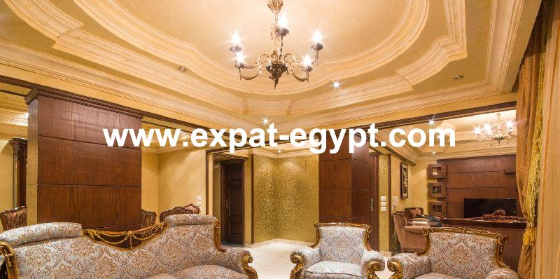 Splendid apartment for rent in Heliopolis, Cairo, Egypt