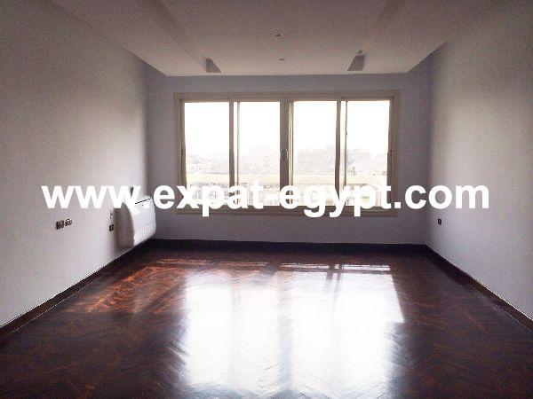 Semi- Furnished Apartment for Rent in El Zamalek