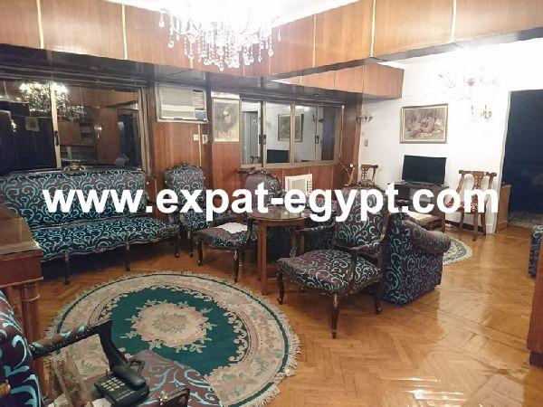 Lovely apartment for rent in Zamalek, Cairo, Egypt