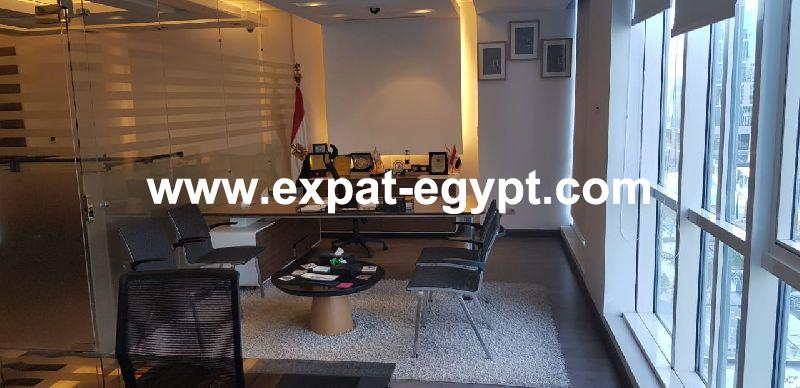Office space for rent in Capital Business park, Sheikh Zayed, Giza, Egypt