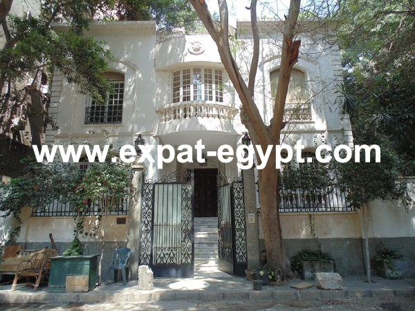 Villa for Rent in Dokki, Cairo, Egypt