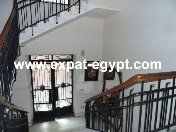 Villa for Rent in Zamalek, Cairo, Egypt