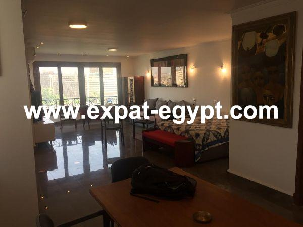 Studio for rent in Zamamlek, Cairo, Egypt