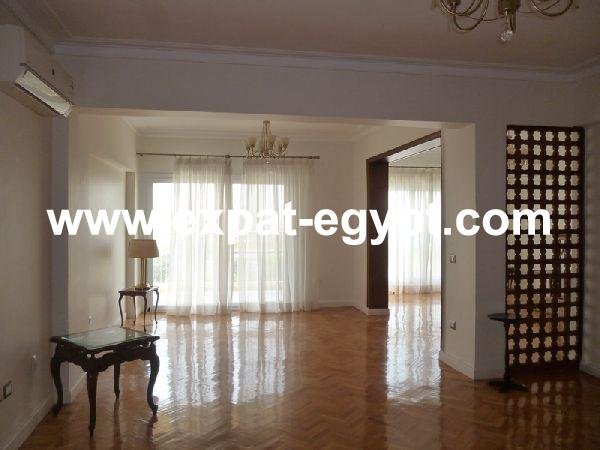 Apartment for rent in zamalek, cairo