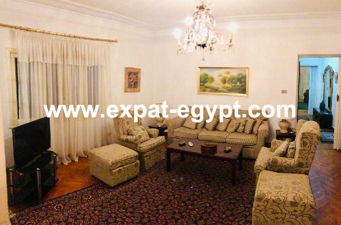 Apartment for rent in Mohandseein, Cairo, Egypt