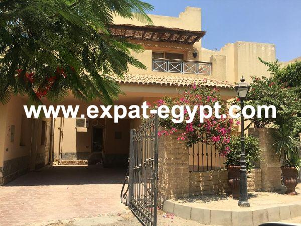 Villa for rent in Katr el Nada compound Cairo- Alex desert road, Egypt