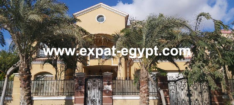 villa for sale on golf area in dream land, giza, Egypt
