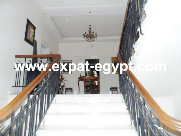 Villa for Rent in Zamalek, Cairo, Egypt
