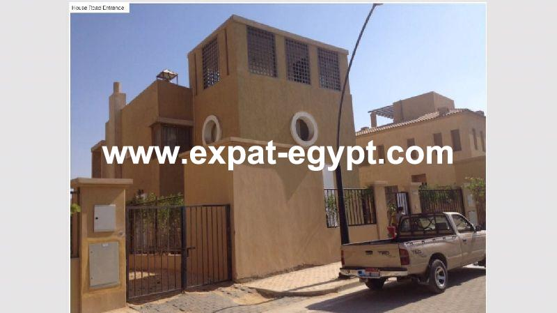 Villa for rent in Cairo – Alex desert Road, Allegria compound, Egypt