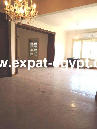 Nice location apartment for sale overlooking Nile in Nile Dokki, Giza, Egyp