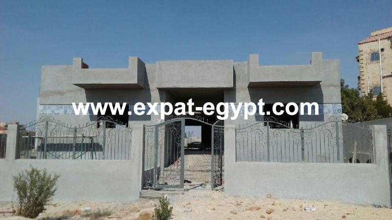 villa for sale in sheikh zayed , 9th district, giza, egypt