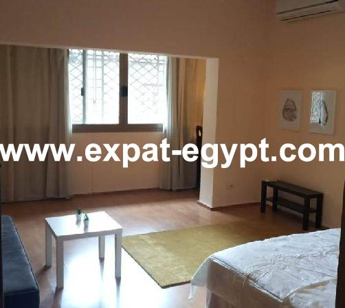 Studio  for Rent in Zamalek, Cairo. Egypt