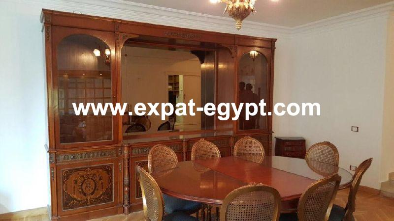 Modern Apartment for rent in Maadi, Cairo, Egypt