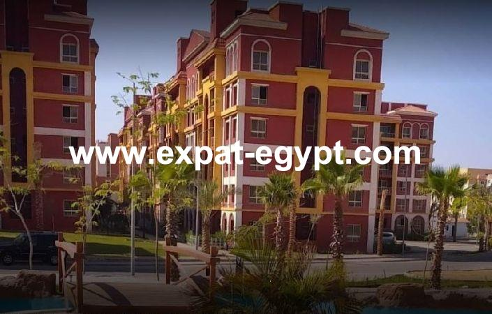 Apartment for sale in Degla Palms Compound, 6th of October City, Egypt
