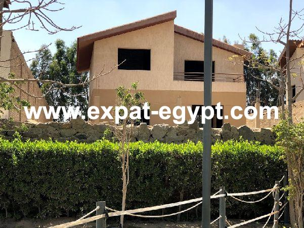Villa stand-alone for sale in Ruya compound, sheikh Zayed, Giza, Egypt