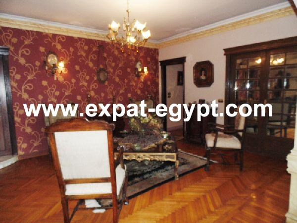 Fully furnished apartment for rent in Zamalek, Cairo, Egypt