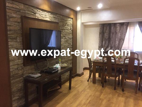 Fully furnished apartment for Rent in El Zamalek