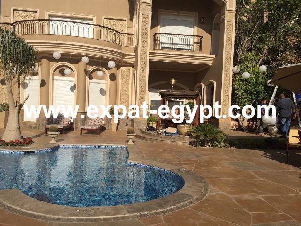 Villa for sale in Sheikh Zayed, motamiz district, Giza