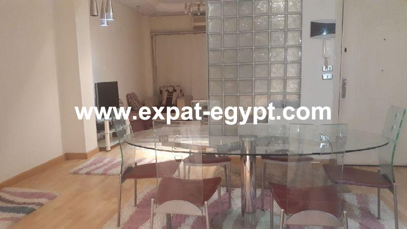 Modern Apartment for rent in Degla Maddi, Cairo, Egypt