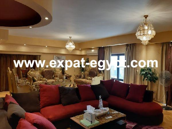 apartment for rent in Mohandsein, giza, egypt