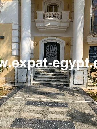 Fantastic Villa for rent in Mena Garden, 6th of October,Giza, Egypt