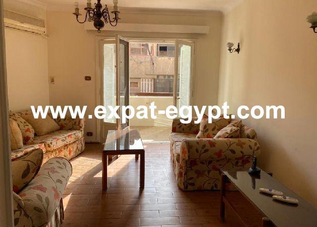 Sunny Duplex for  Rent In Zamalek